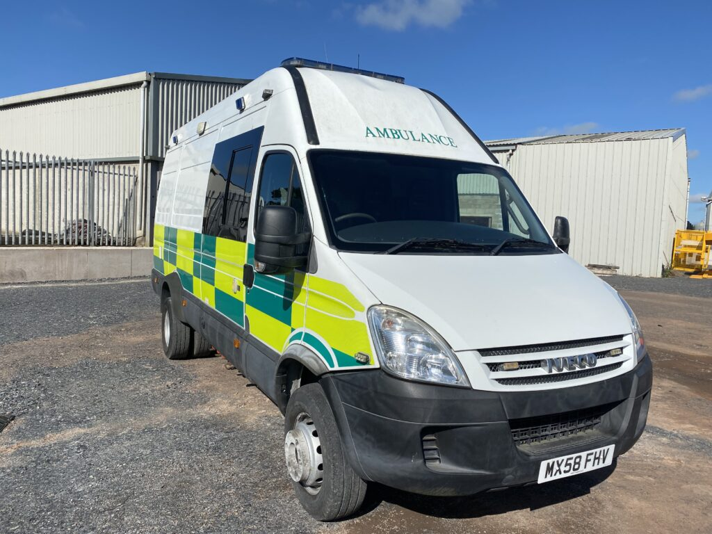 IVECO Daily Command Unit
