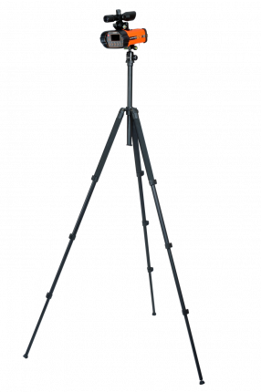 Stability_controller_LEADER_Sentry-Wireless_one_laser_with_tripod